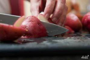 Курица в духовке с лимоном - фото шаг 5