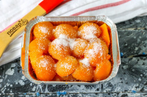 Тыква с абрикосами - фото шаг 5