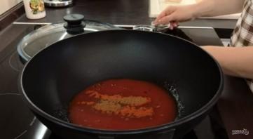 Макароны с фрикадельками за 25-30 минут - фото шаг 1