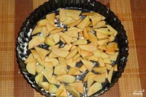 Пирог с манкой - фото шаг 2
