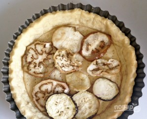 Пирог с баклажанами - фото шаг 4