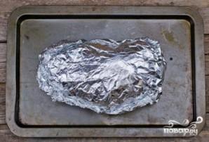 Запеченный свиной окорок - фото шаг 4