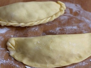 Караимские пирожки - фото шаг 7