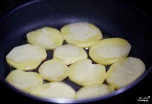 Картофель с фаршем в духовке - фото шаг 5