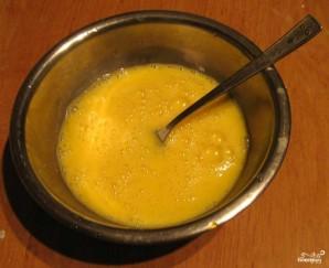 Омлет с помидорами - фото шаг 1