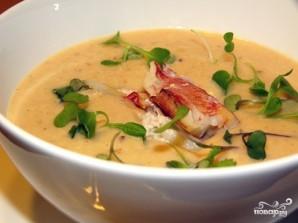 Суп-пюре из крабов - фото шаг 5