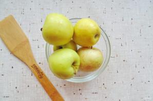 Варенье из яблок и слив в мультиварке - фото шаг 3