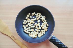 Сырный швейцарский суп - фото шаг 2