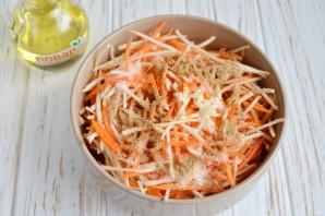 Салат с сельдереем - фото шаг 4