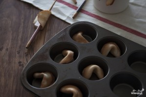 Печенье с предсказаниями  - фото шаг 3