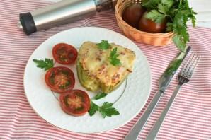 Фаршированные сладкие перцы с итальянской пастой орзо - фото шаг 6