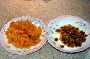 Соус ткемали с грецкими орехами - фото шаг 1