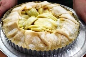 """Пирог """"Шарлотка"""" с яблоками - фото шаг 6"""