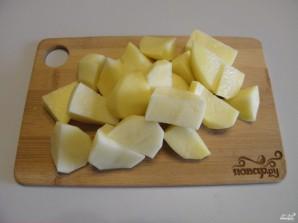Сырный суп из плавленых сырков - фото шаг 2