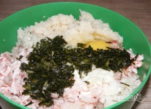Вкусные рыбные котлеты из минтая - фото шаг 4