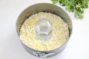 Салат желейный, слоеный - фото шаг 9