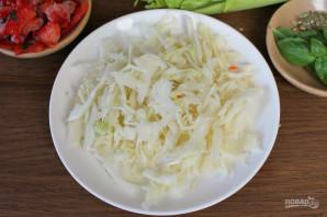 Овощной суп для диабетиков - фото шаг 4