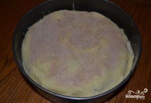 Яблочный пирог в духовке - фото шаг 18