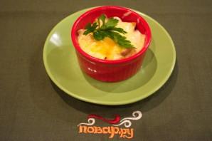 Грибы с помидорами - фото шаг 6