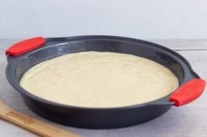 Постный пирог с клюквой - фото шаг 4