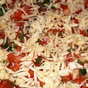 Быстрая пицца - фото шаг 6