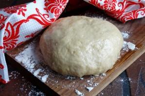 Бездрожжевое тесто для жареных пирожков - фото шаг 7