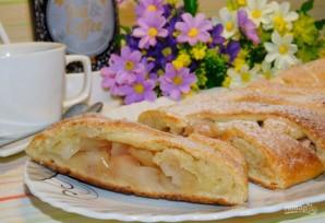 Нежный пирог с яблоками - фото шаг 6
