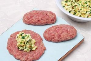 Зразы мясные в духовке - фото шаг 3