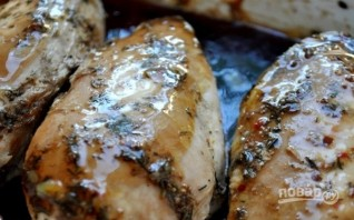 Куриные грудки в пряной глазури - фото шаг 2