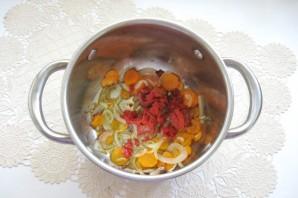 Судак в томатном соусе - фото шаг 4