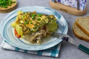 Куриные окорочка с овощами - фото шаг 10
