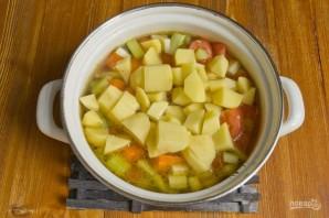 Вкусный суп - фото шаг 8