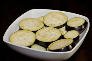 Жареные баклажаны с уксусом и чесноком - фото шаг 1