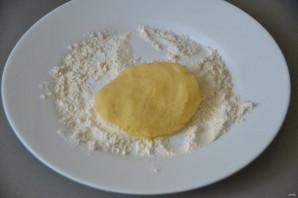 Картофельный бургер - фото шаг 9