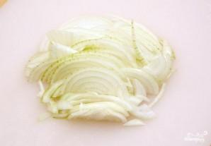 Дорада с овощами - фото шаг 3