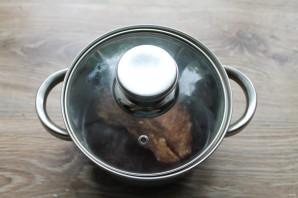 Говядина в клюквенном соусе - фото шаг 10