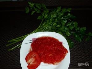 Красный окунь в духовке - фото шаг 4