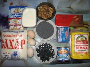 """Торт """"Мудрый еврей"""" - фото шаг 1"""