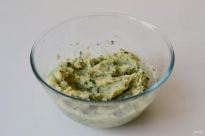 Постные картофельные лепешки - фото шаг 4
