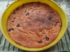 Диетический пирог с творогом - фото шаг 4