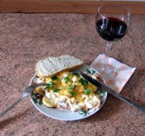 Телятина в духовке с картофелем - фото шаг 6