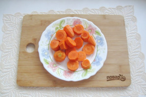 Морковно-яблочный сок - фото шаг 2