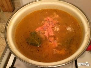 Рыбный суп из красной рыбы - фото шаг 3