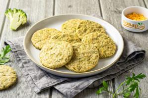 Печенье из брокколи - фото шаг 7