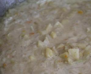 Овощное рагу со сметаной - фото шаг 6