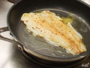 Филе трески на сковороде - фото шаг 5