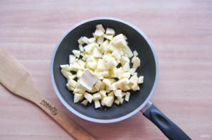 Шоссоны с яблоками - фото шаг 3