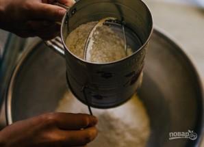Самодельная паста с соусом из шалфея - фото шаг 1