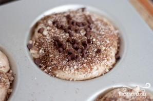 Маффины с шоколадной посыпкой - фото шаг 6