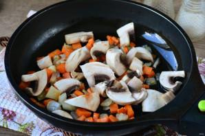Гречка с грибами по-царски - фото шаг 4